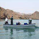 Sardine Fishermen - Oman by DeborahDinah