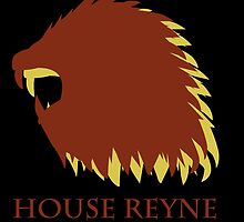 Game of Thrones - House Reyne by EmilyKR