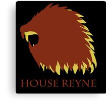 Game of Thrones - House Reyne Canvas Print