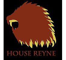 Game of Thrones - House Reyne Photographic Print
