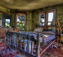 Extreme Bedroom  by Kyle Wilson