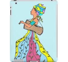Freda Drummer iPad Case/Skin