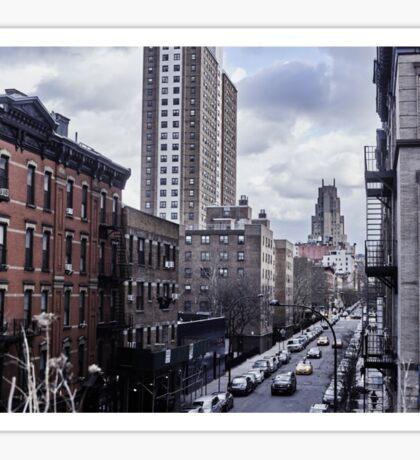 NYC n.4 Sticker