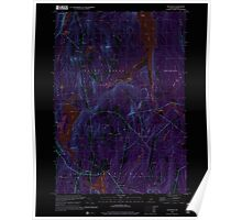 Maine USGS Historical Map Readfield 102912 2000 24000 Inversion Poster