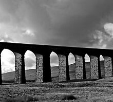 Clouds over Ribblehead by jdphotos