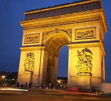 Arc de Triumph by AA Fer
