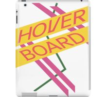 Hoverboard Design iPad Case/Skin