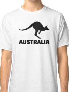 Australia kangaroo Classic T-Shirt