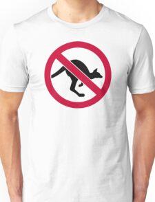 No kangaroo Unisex T-Shirt