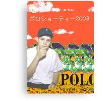 Polo Shawty Canvas Print