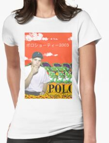 Polo Shawty Womens Fitted T-Shirt
