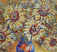 Sunflower Essence by Natalie Holland