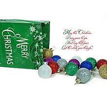 My Holiday Wish Photographic Print