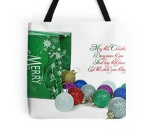 My Holiday Wish Tote Bag