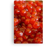 Cherries!!! Canvas Print