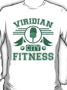 Viridian City Fitness T-Shirt