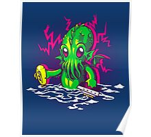 Little Cthulhu Poster