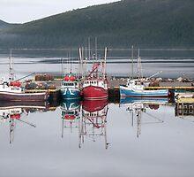 Mirror image by Kirk Hart