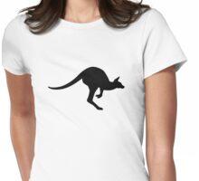 Kangaroo Womens Fitted T-Shirt
