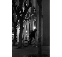 FIXIE ROAD Photographic Print