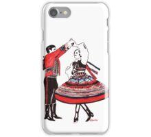 Lublin Folk Dance 1 iPhone Case/Skin