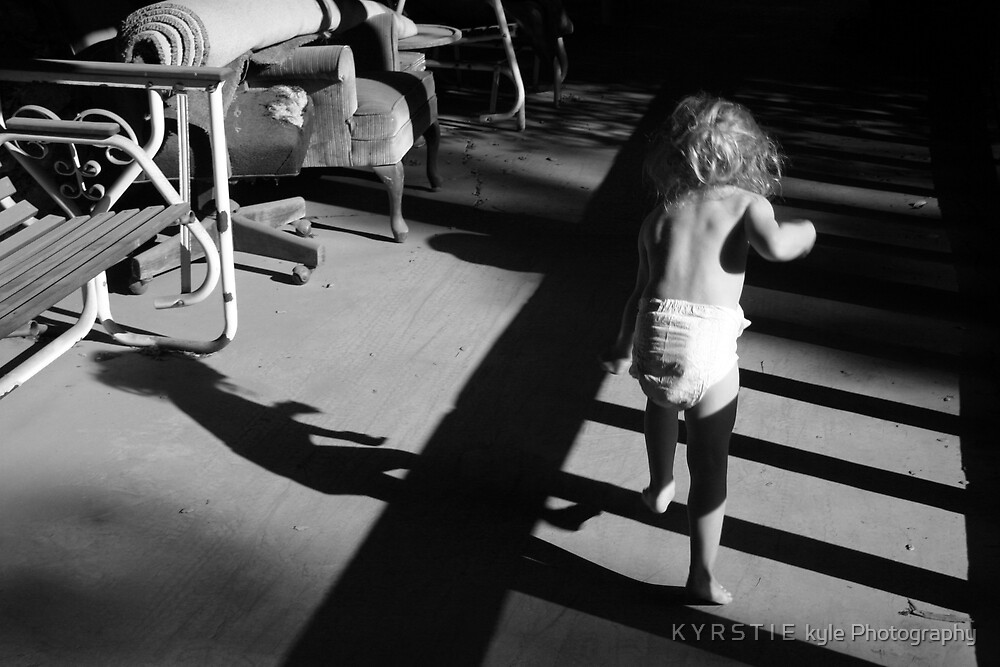 She Follows Me Everywhere by K Y R S T I E  kyle Photography