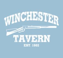 Custom Winchester Tavern New retro style by Fatbuldog