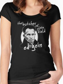 Filthy Eddy! Women's Fitted Scoop T-Shirt