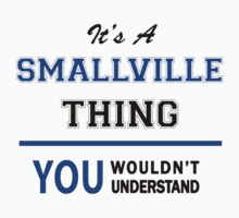 It's a SMALLVILLE thing, you wouldn't understand !! by thinging