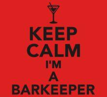 Keep calm I'm a Barkeeper One Piece - Long Sleeve