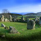 Ballymacdermot Court Cairn  by doublevision