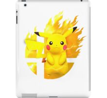 Smash Pikachu iPad Case/Skin