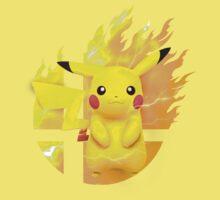 Smash Pikachu Kids Clothes