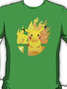 Smash Pikachu T-Shirt
