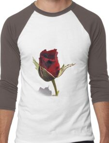 A rose bud Men's Baseball ¾ T-Shirt