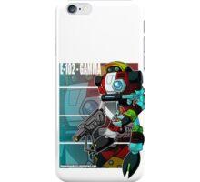 E-102-Gamma iPhone Case/Skin