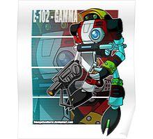 E-102-Gamma Poster