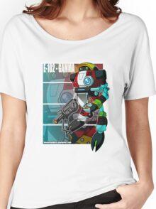 E-102-Gamma Women's Relaxed Fit T-Shirt