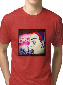 HP Lovecraft Tri-blend T-Shirt
