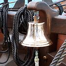 Enterprize Bell by Maryanne Fenech-Gatt