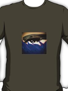 Storm of the eye, distorted vision T-Shirt