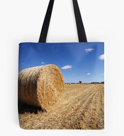 Hay Bale - Cobram Tote Bag