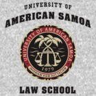 BCS - University of American Samoa Law School by Théo Proupain