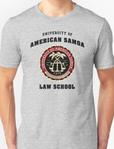 BCS - University of American Samoa Law School T-Shirt