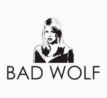 Who's afraid of the Big Bad Wolf? by lizbee