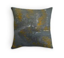 Lakeside Lane Throw Pillow