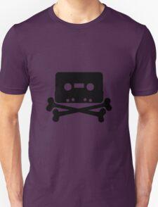 Cassette Jolly Roger Unisex T-Shirt