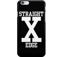 Straight Edge iPhone Case/Skin