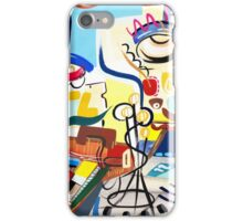 Abstract Interior #15 iPhone Case/Skin