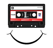Cassette Smile by TheBestStore